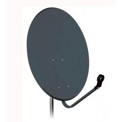 Antena Satelitarna 80 cm Televes GRAFITOWA