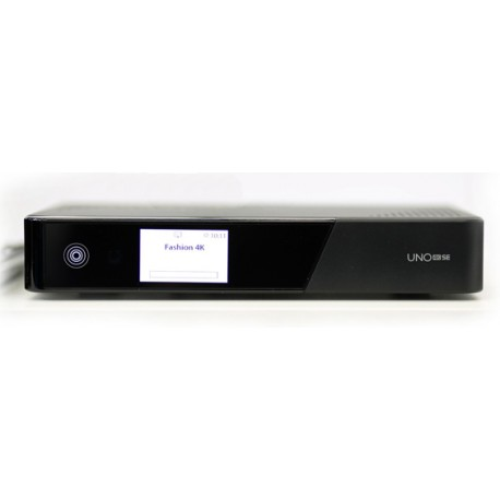 Tuner VU+ UNO 4K SE UHD TWIN DVB-S2 - DYSTRYBUTOR