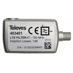 FILTR LTE TELEVES 403401 (k. 21-60)