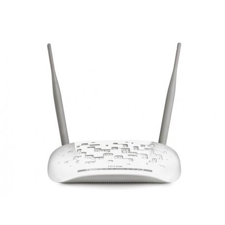BEZPRZEWODOWY ROUTER/MODEM ADSL 2+ standard N, 300Mb/s TD-W8961N