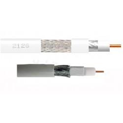 KABEL KONCENTRYCZNY TELEVES T100 RG6 1,13 Cu/Al 212601
