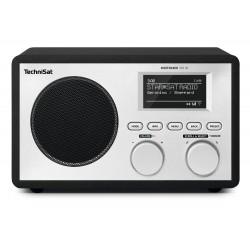 TECHNISAT DIGITRADIO 301 IR DAB+/FM RADIO CZARNE