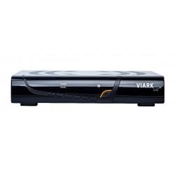 TUNER SATELITARNY 1 x DVB-S2X VIARK SAT 4K UHD