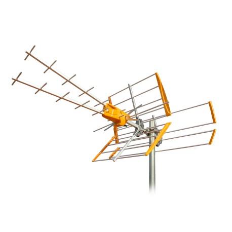 ANTENA NAZIEMNA TELEVES ZENIT MIX UHF VHF LTE 149301