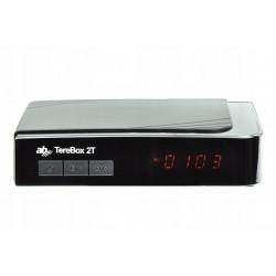 TUNER TereBox 2T DVB-T2/C TELEWIZJA NAZIEMNA H.265
