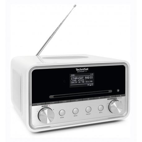 TECHNISAT DIGITRADIO 585 CD DAB+/FM BIAŁE