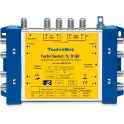 Multiswitch Technisat TechniSwitch 5/8 G2 0000/3259 jednostka główna