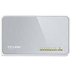 SWITCH TP-LINK TL-SF1008D 8 PORTÓW 10/100Mb/s