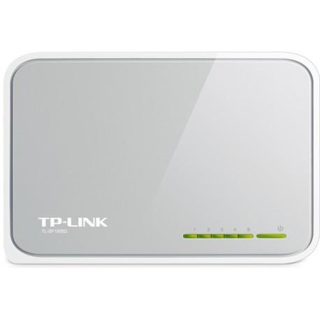 SWITCH TP-LINK TL-SF1005D 5 PORTÓW 10/100Mb/s
