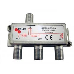 ROZGAŁĘŻNIK SAT 3/1 TRIAX SCS-3