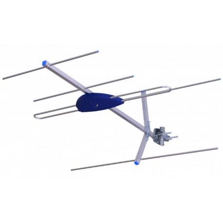 ANTENA TELMOR T-TURBO-T VHF DAB/DAB+ MUX 8