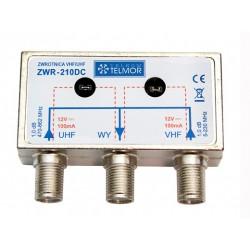 ZWROTNICA MASZTOWA TELMOR ZWR-210DC (VHF/FMdc - UHFdc)