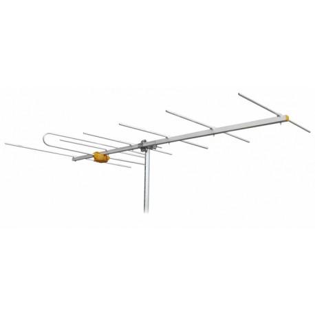ANTENA DVB-T TELEVES 106501 VHF DAB/DAB+ MUX 8