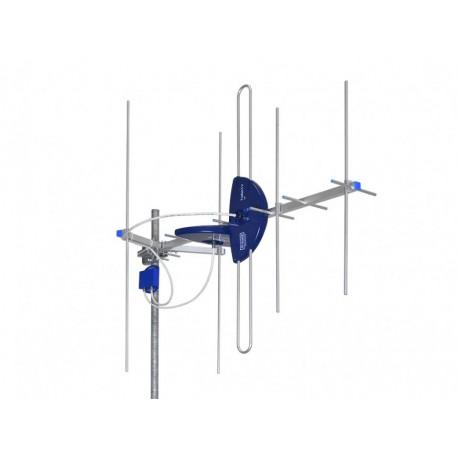 ANTENA TELMOR T-urbo-T COMBO VHF+UHF