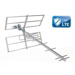 Antena TechniSat TechniYagi T2 AKTYWNA z FILTREM LTE