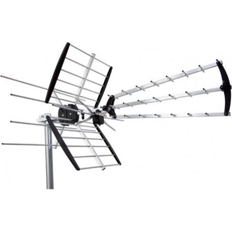 ANTENA DVB-T MAXIMUM COMBO 212 VHF/UHF pasywna