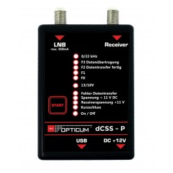 USB-PROGRAMMER DCSS-P OPTICUM RED - PROGRAMATOR
