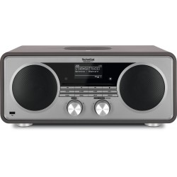 TECHNISAT DIGITRADIO 601 DAB+/FM ANTRACYT