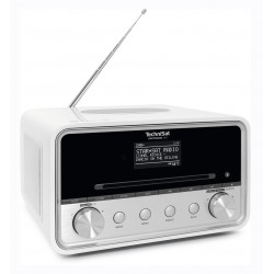 TECHNISAT DIGITRADIO 585 CD DAB+/FM BIAŁE