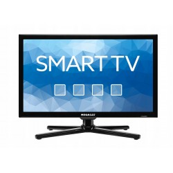 TELEWIZOR LED MEGASAT 22'' ROYAL LINE II SMART 12V